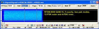 Общий вид RFSM-8000 QAM-16