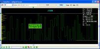 Разнос и количество каналов JT65B