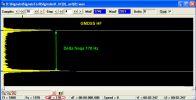 Точный разнос частот манипуляции HF mode