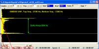 Точный разнос частот манипуляции VHF mode