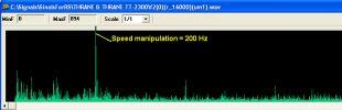 Скорость манипуляции ТТ-2300, 200